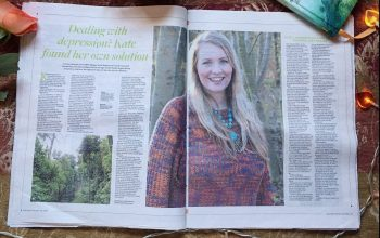Kate on Conservation eastern daily press coverage