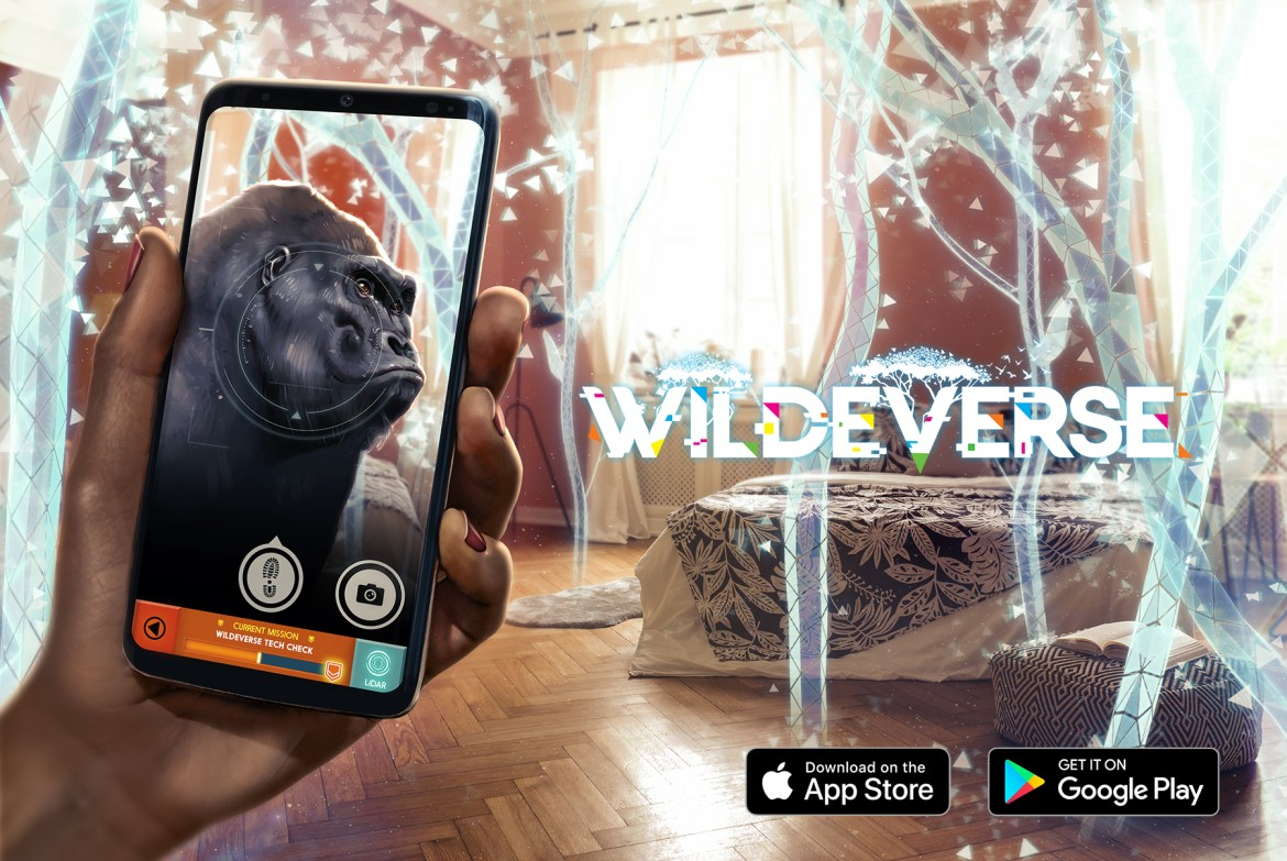 Turn your home into a jungle with Wildeverse