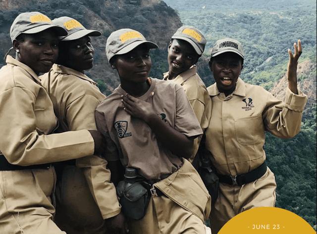 world female ranger day - female rangers in Africa