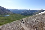 Twin Lakes to Monarch Pass, CDT