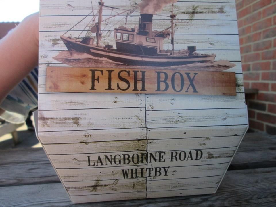 fish and chip box