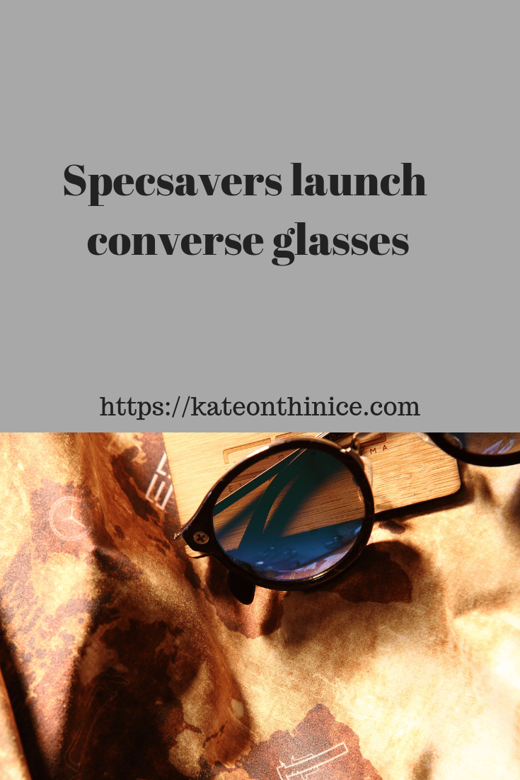 Specsavers Launch Converse Glasses