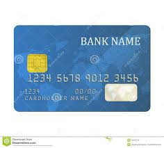 lost bank card
