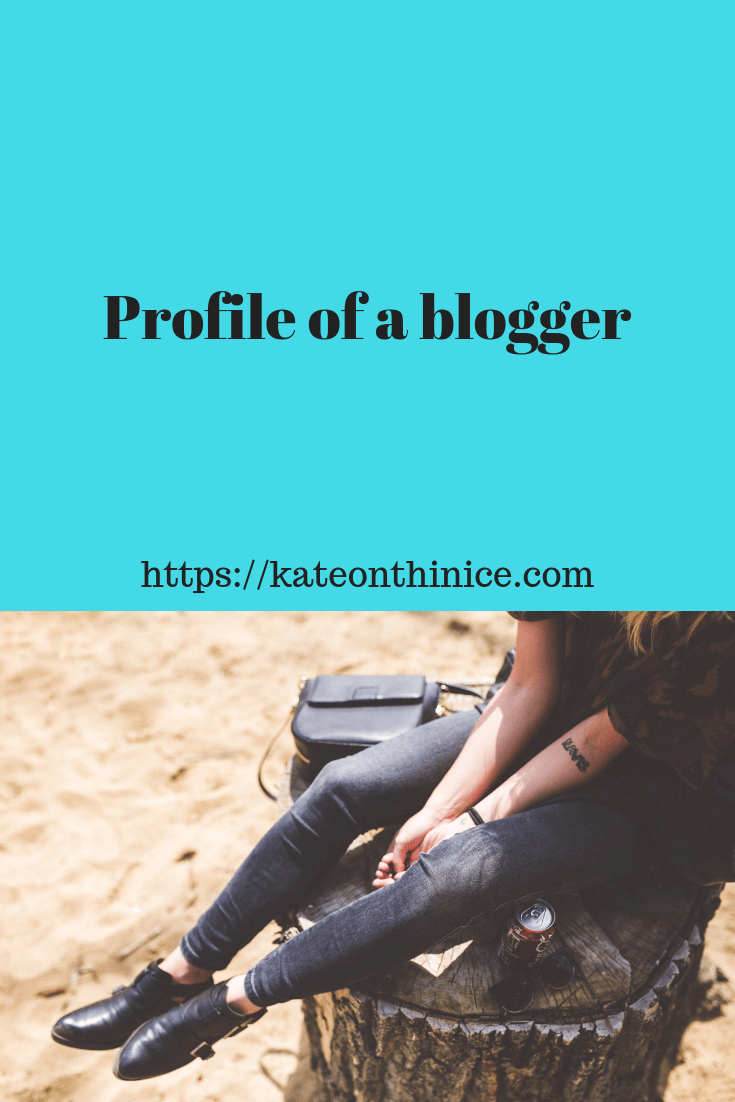 Profile OF A Blogger