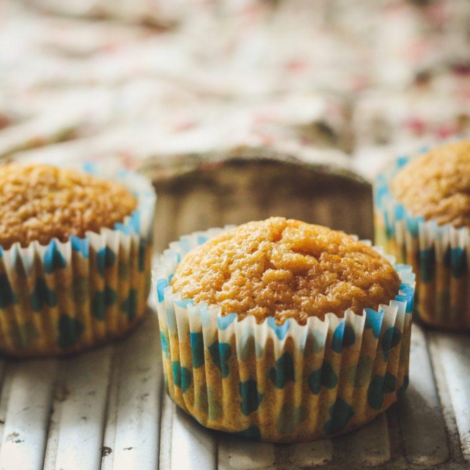 Low Fat And Sugar Muffin Recipe