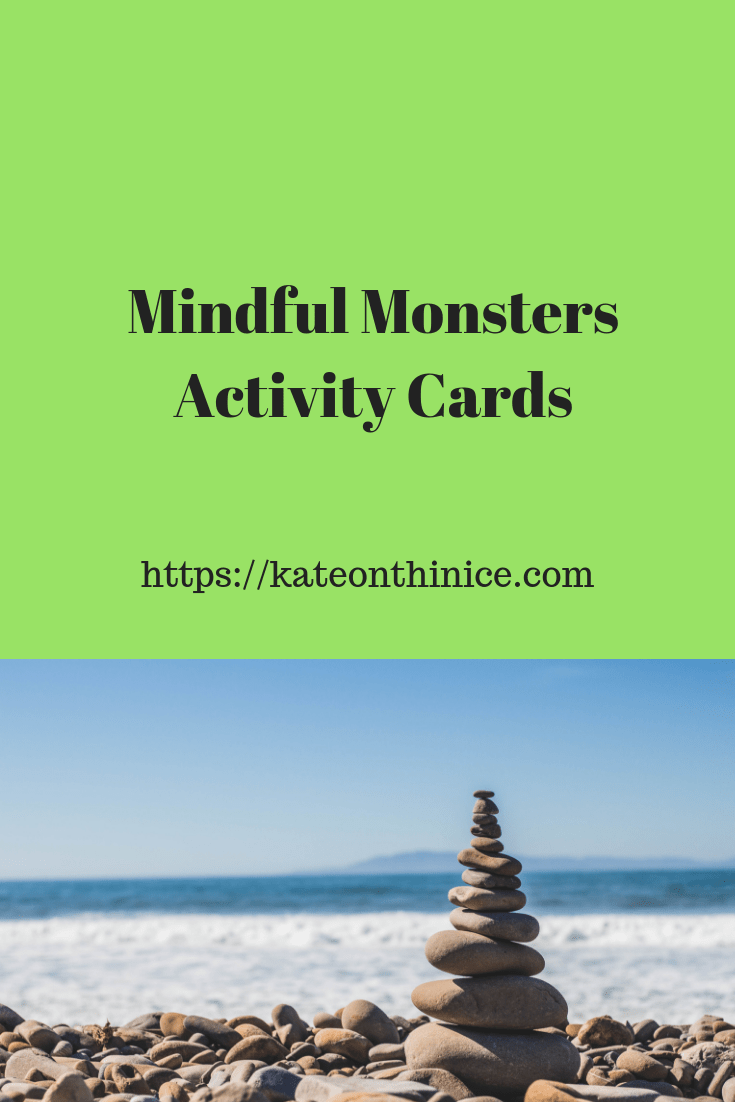 Mindful Monsters Activity Cards