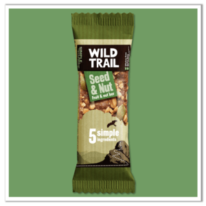 Wholegrain Popcorn Cereal Bar