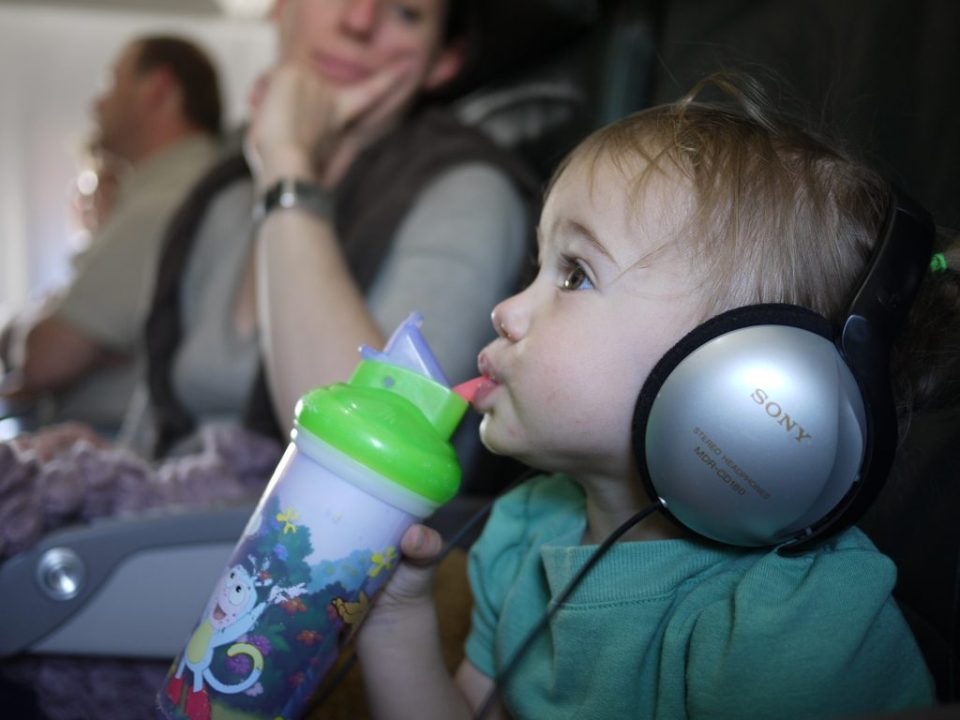 Child-free Flights