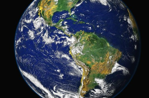Saving The Planet By Blogging