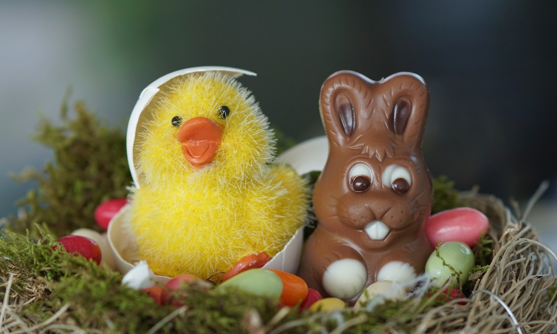 History OF Chocolate Easter Eggs