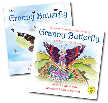 Granny Butterfly