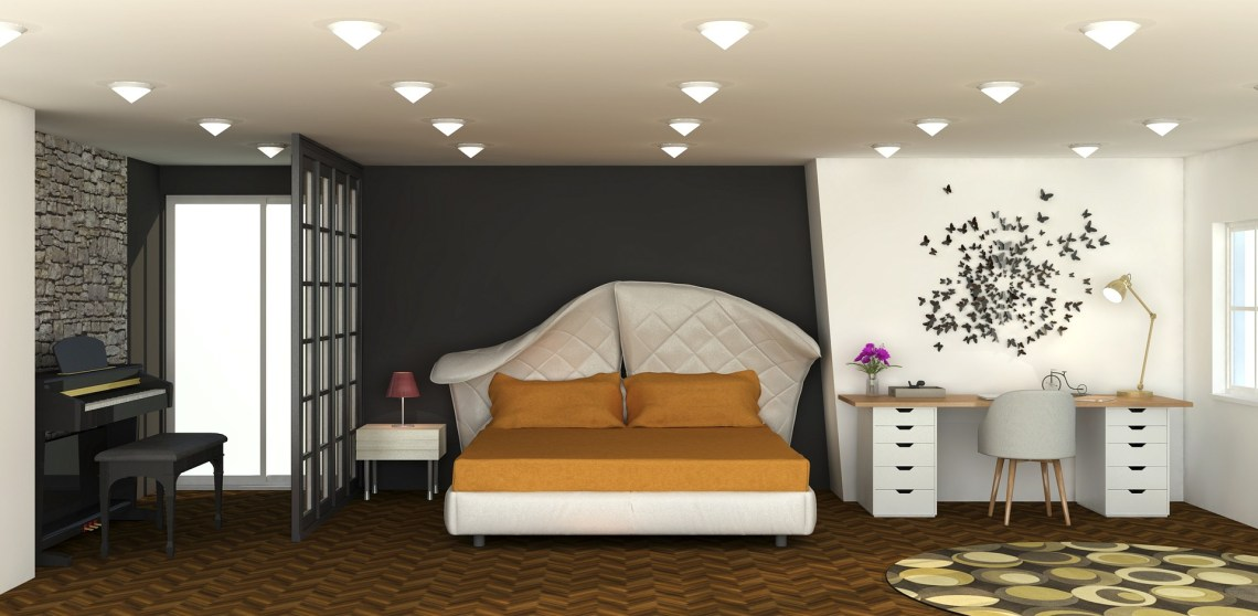 Lighting Tips For The Bedroom