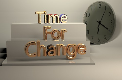 What To Do When You Feel Like You Need A Change