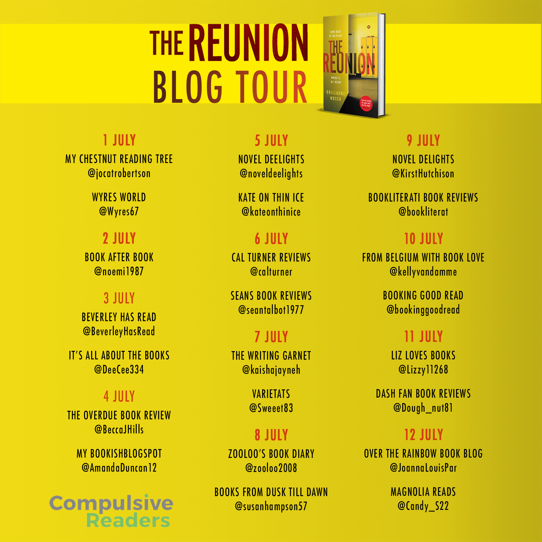 The Reunion Book Review
