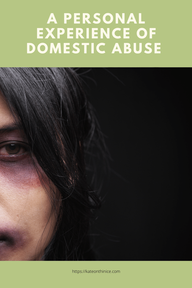 A Personal Story Of Domestic Abuse