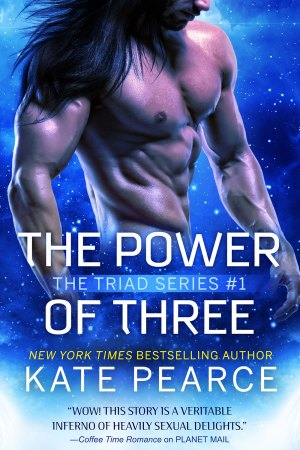 The Power of Three (new cover)