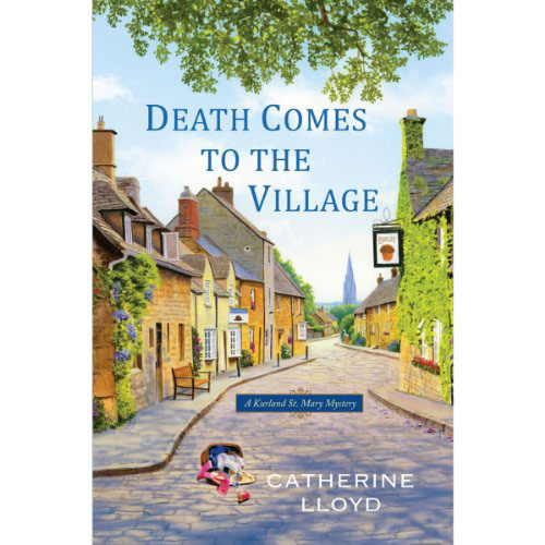 Death Comes to the Village Audio Cover