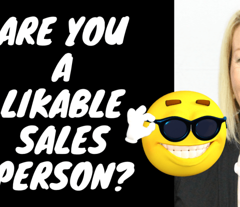 are you a likable salesperson