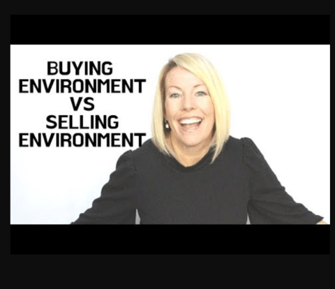 buying environment in sales