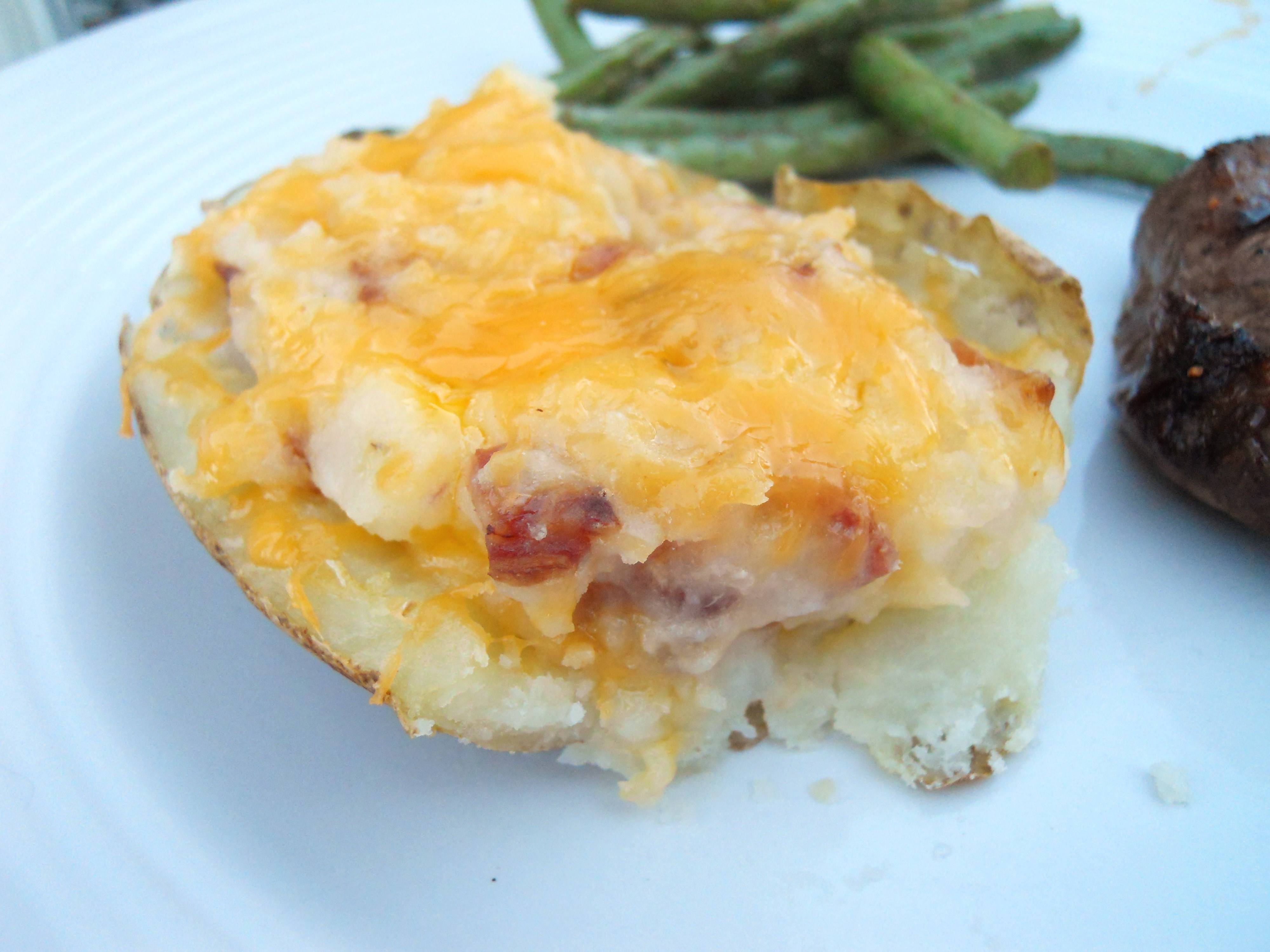 Twice Baked Potatoes Kate S Recipe Box
