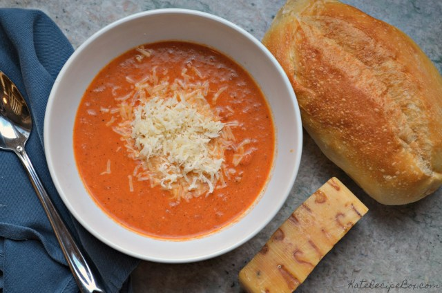 tomato asiago soup 1
