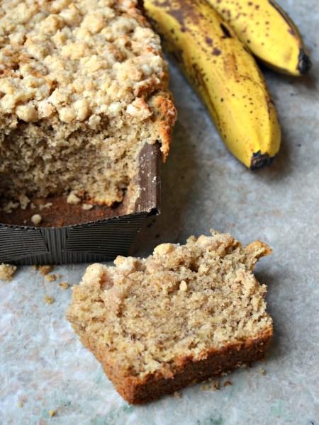 Banana Crumb Bread 2