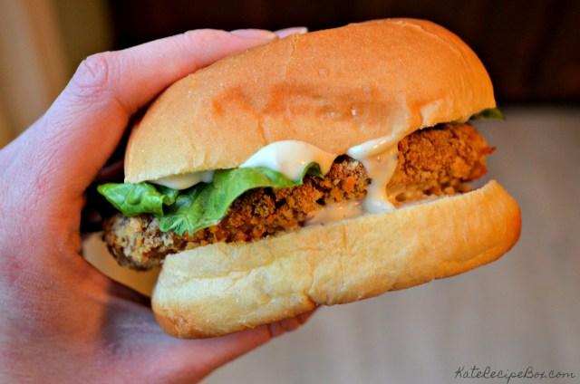 Chickpea Caesar Sandwiches 2