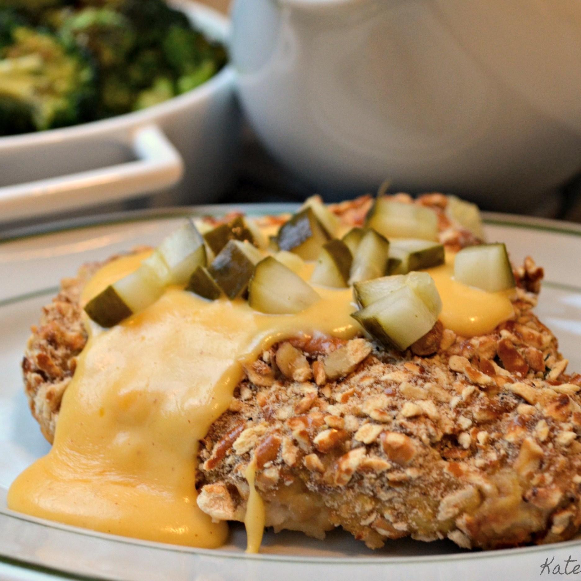 Pretzel-Crusted Chicken in the Air Fryer