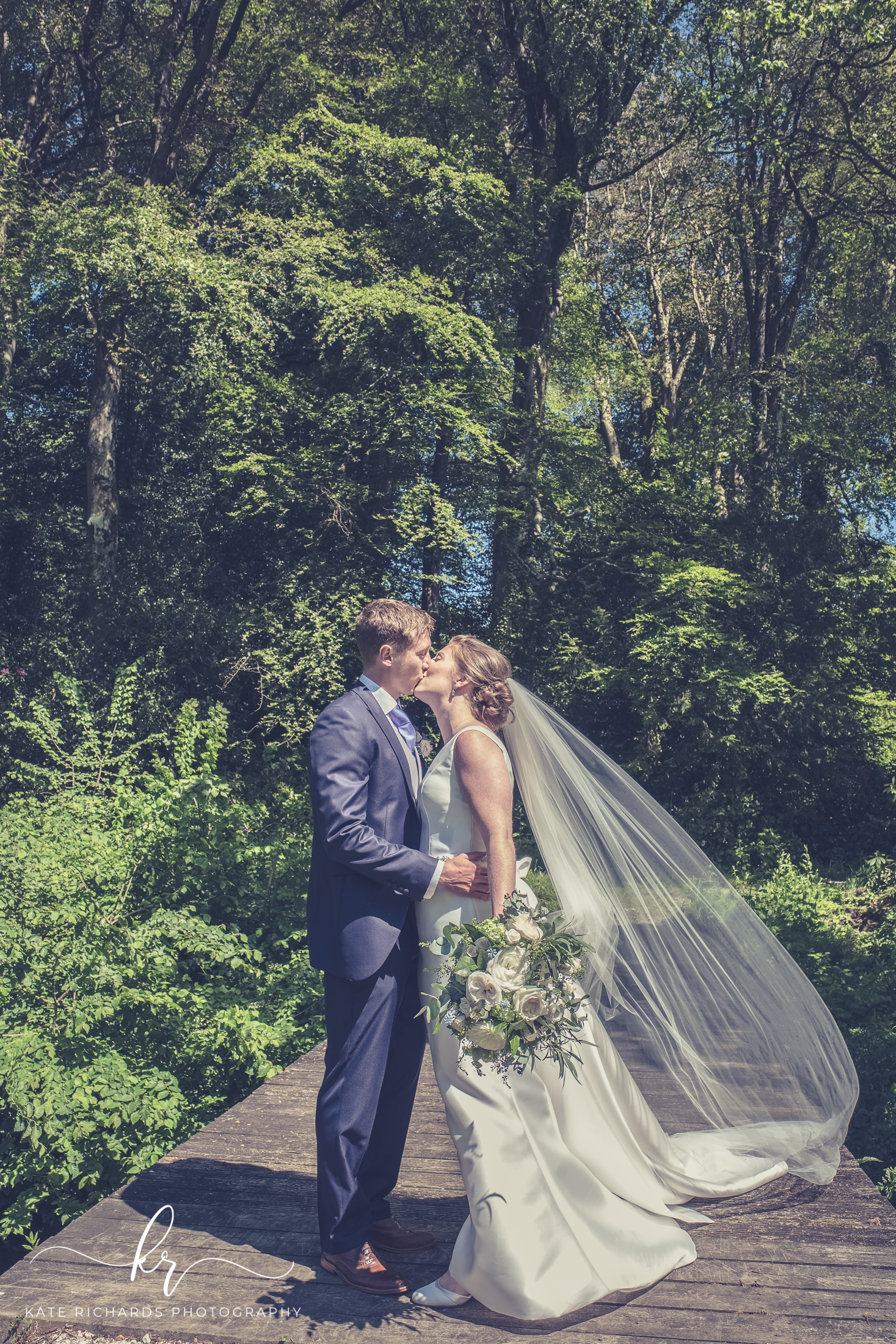 Sian and Huw's Fairytale Wedding