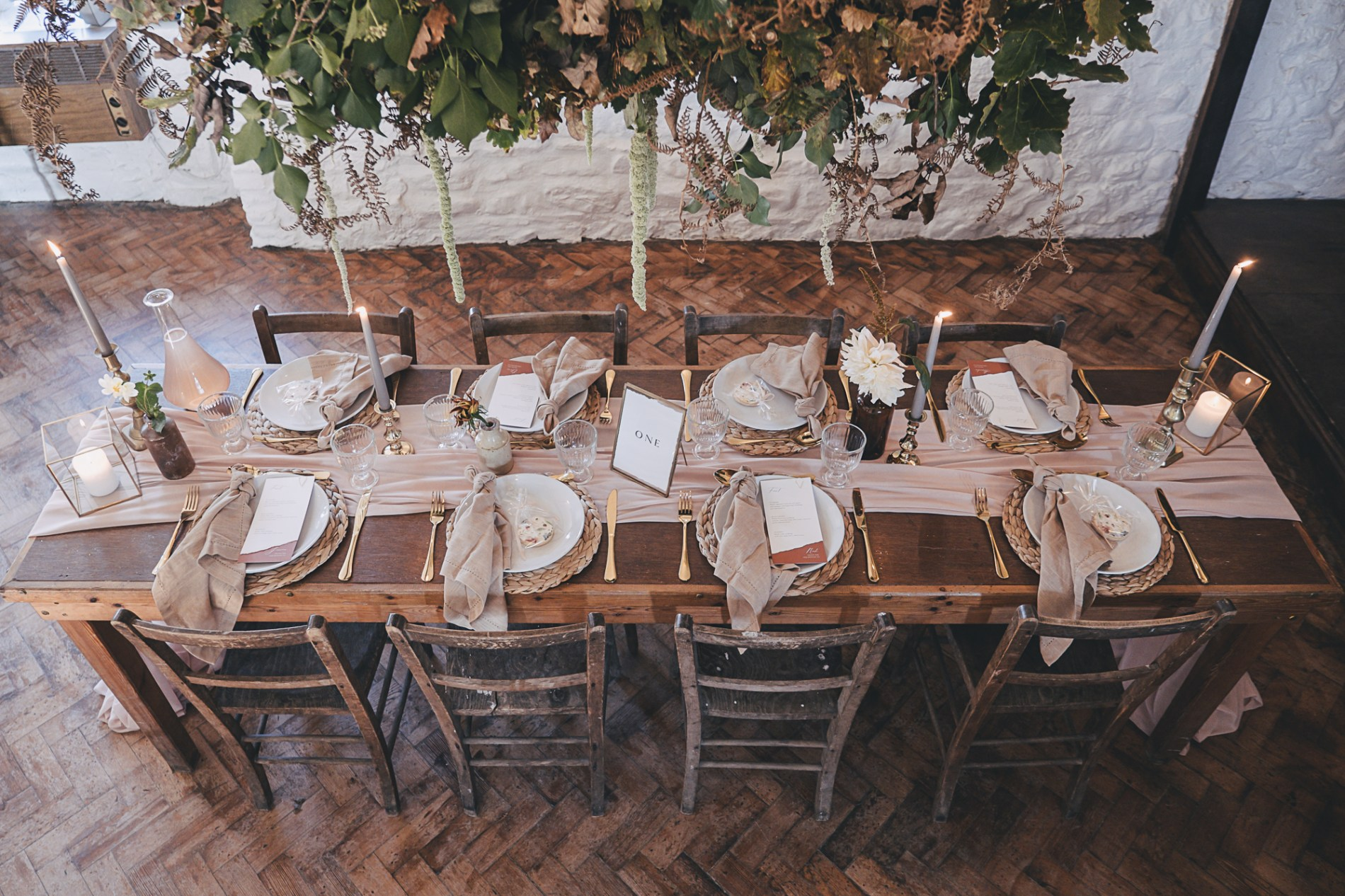 Dressed Table Lifestyle Shot