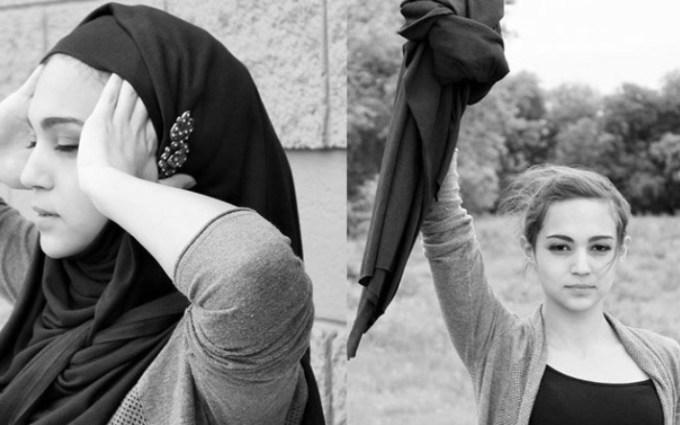 """Iransk feminist: """"Västerländska feminister försvårar vår kamp för frihet"""""""
