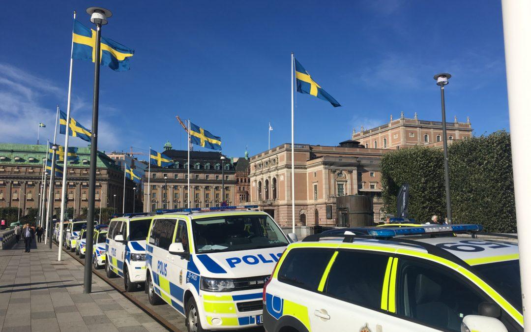 """""""Svenskarna verkar tro att tryggheten är en naturlag"""""""