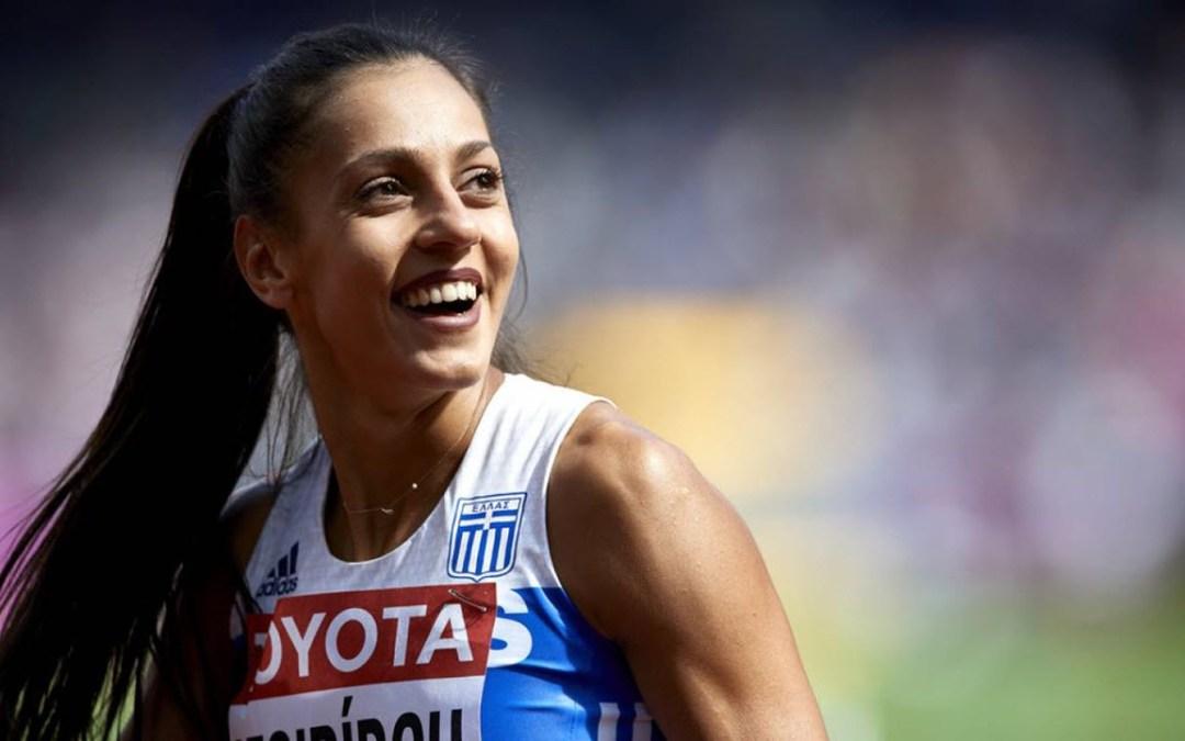 """Ελισάβετ Πεσιρίδου: """"Αν δεν έκανα αθλητισμό δεν ξέρωαν θα ήμουν πραγματικά ευτυχισμένη"""""""
