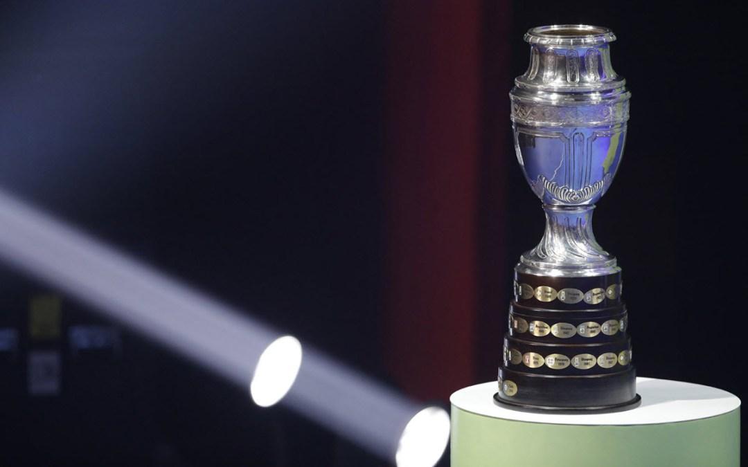 Η χρυσή Βίβλος του Copa América