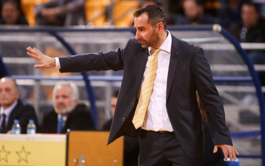Σάββας Καμπερίδης: «Στην ιστορία και στον κόσμο του Άρη δεν αξίζει να μην παίζουμε Playoffs»