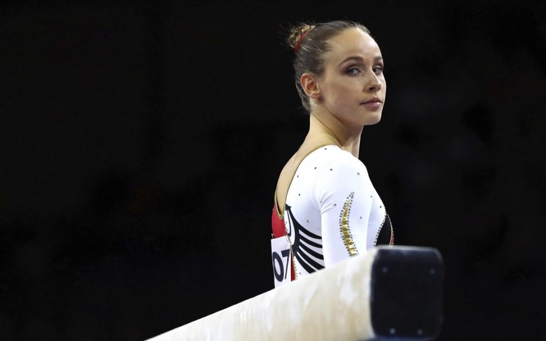 H Sarah Voss αλλάζει τον τρόπο που αγωνίζονται οι αθλήτριες στην ενόργανη γυμναστική