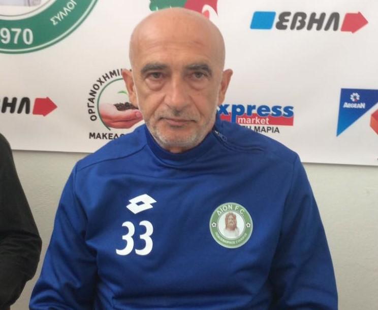"""Ο Τάσος Ιωαννίδης στον """"Χωροχρόνο του ποδοσφαίρου"""" (Audio)"""