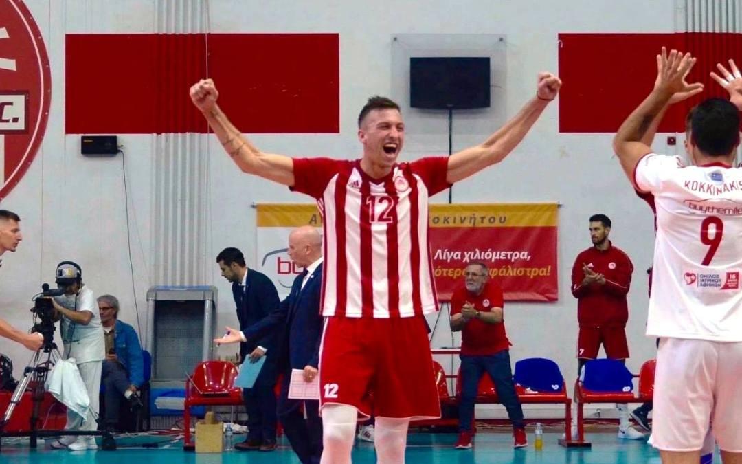 Ο Θόδωρος Βουλκίδης στην αποστολή της Εθνικής Ανδρών για τα προκριματικά του Ευρωπαϊκού πρωταθλήματος