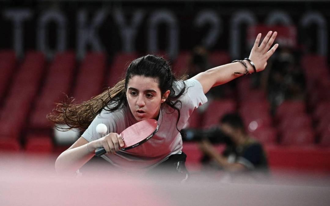 H 12χρονη Hend Zaza έγινε η νεαρότερη αθλήτρια στους Ολυμπιακούς Αγώνες, ενώ ζούσε στη Συρία