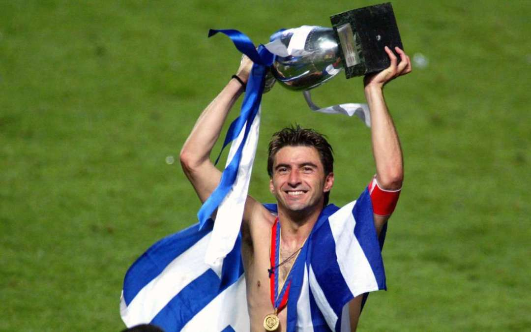 Οι καλύτεροι Έλληνες ποδοσφαιριστές: Θοδωρής Ζαγοράκης