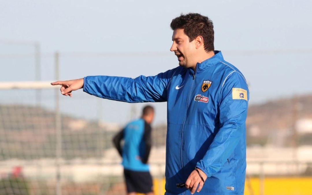 Με το καλημέρα ο Γιαννίκης έδειξε στους παίκτες ότι είναι δίκαιος