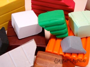 Polymer Clay Blocks