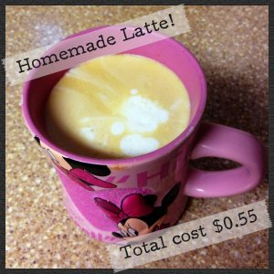 Homemade Latte Recipe by KatersAcres