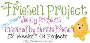 Friesen Project - Badge