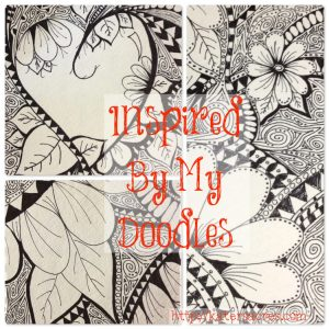ZenDoodles by KatersAcres - Inspiration for Multidimensional Texture Plates on KatersAcres Blog https://katersacres.com