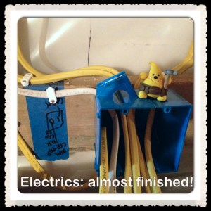 KatersAcres Polymer Clay Studio - Doing the Electric