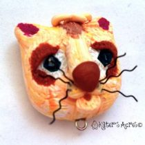 Kitty Cat Bead Tutorial by KatersAcres for the Friesen Project