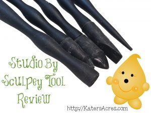 Studio By Sculpey Tool Review Ends