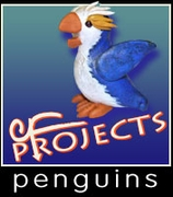 CF Penguin Project found on KatersAcres PolyClay Blog for the Friesen Project of 2013