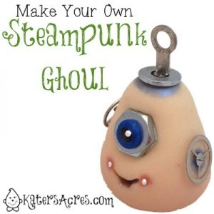 Steampunk Ghoul Project by KatersAcres | Great for any sculpting medium